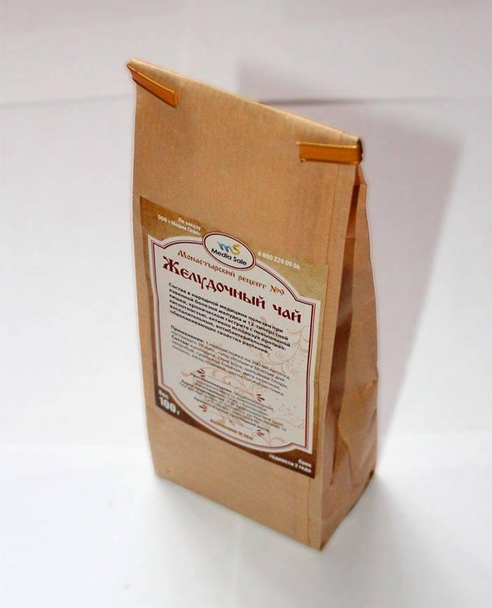 Монастырский чай: сердечный чай для лечения и профилактики