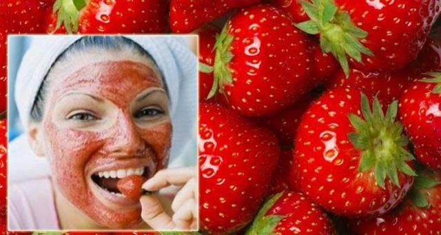 Клубника для лица — полезные свойства ароматных ягод для кожи