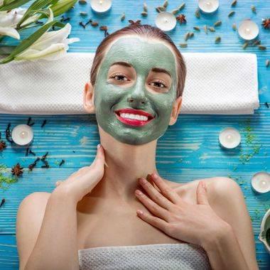 Косметическая глина для проблемной кожи: способы использования