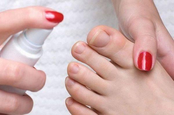 Особенности возникновения грибка на ногах