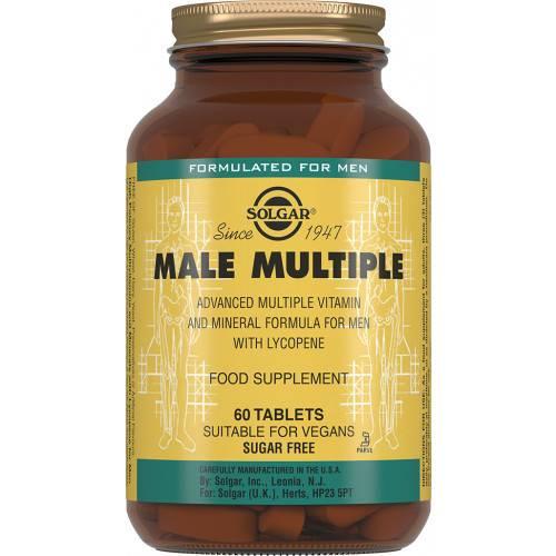 Лучшие витамины для мужчин для потенции: названия, отзывы
