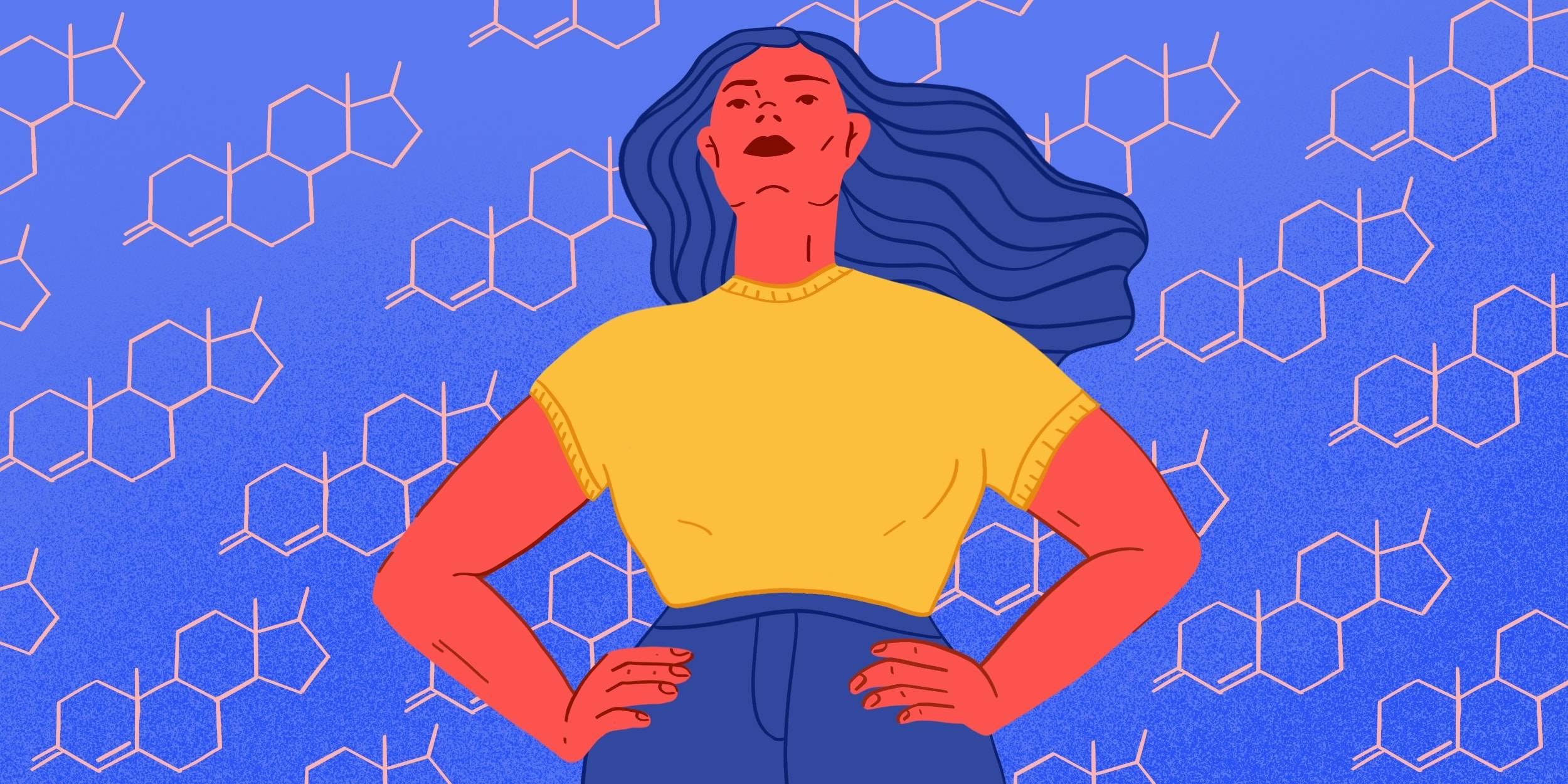 Женские половые гормоны — список женских гормонов и их норма