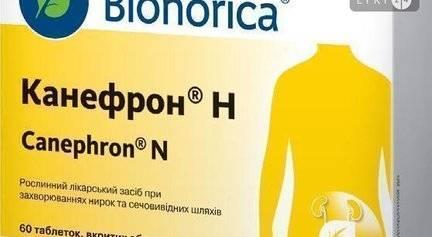 Канефрон н: инструкция по применению, состав и дозировка препарата